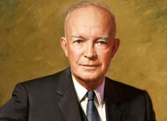 Presidential Poker: Dwight D. Eisenhower