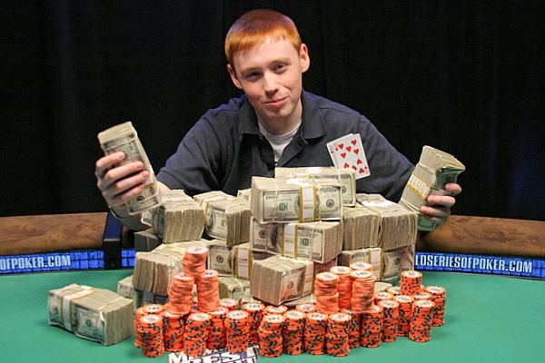 James Mackey WSOP